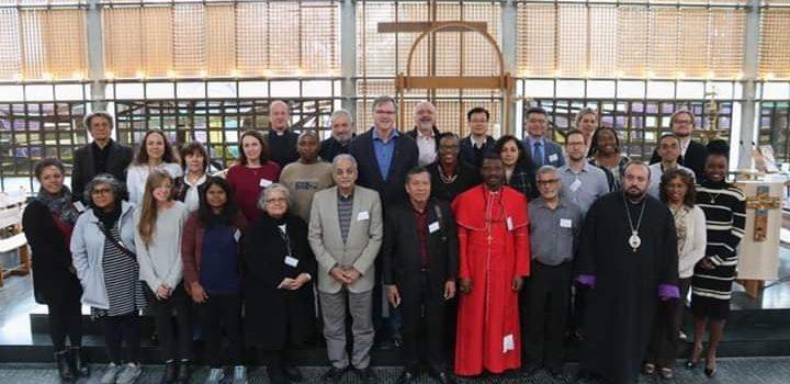 ASTE na Comissão de Educação e Formação Ecumênica